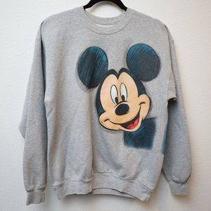 Mickey Mouse Sweatshirt from DisneyWorld Size M